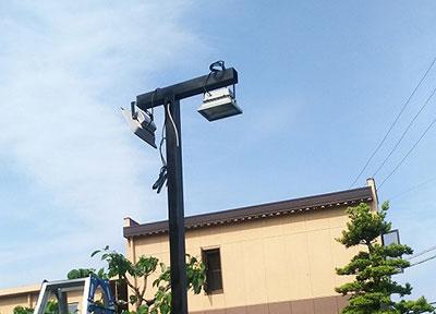 街灯LED照明